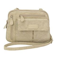 St. John's Bay Zippy Mini Crossbody Bag