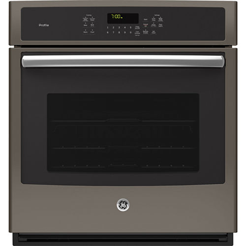 GE Profile™ Series 27 Built-In Single Convection Wall Oven