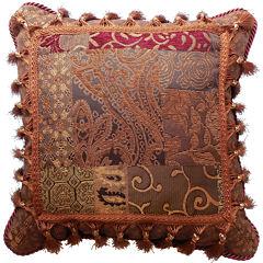 Croscill Classics® Catalina Corded Edge Square Pillow
