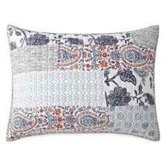 JCPenney Home Denton Pillow Sham