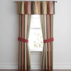 Retro Chic Curtain Panel