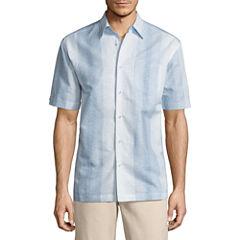 Havanera Short Sleeve Button-Front Shirt
