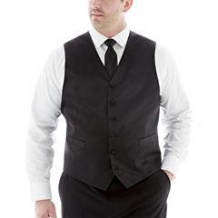 JF J. Ferrar® Tuxedo Vest–Big & Tall