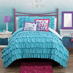 VCNY Amanda Reversible Comforter Set & Accessories