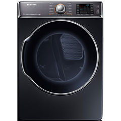 Samsung 9.5 cu. ft. Gas Dryer with Steam Dry
