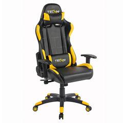 RTA Products LLC Techni Sport Ts-4700 Ergonomic High Back Computer Racing Gaming Chair