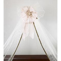 Cotton Tale Lollipops & Roses Net Canopy