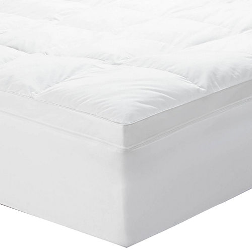 Sleep Innovations® 4 Dual Layer Memory Foam Topper