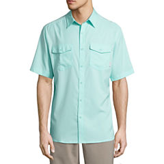 Columbia Short Sleeve Button-Front Shirt