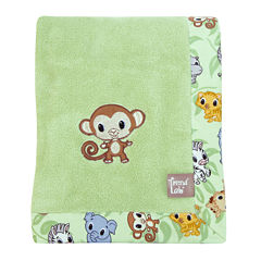 Trend Lab® Chibi Zoo Receiving Blanket