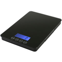 Digital Kitchen Scale with Dual Weighing Modes