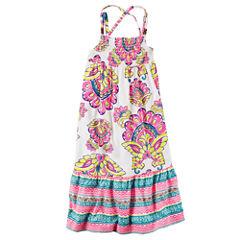 Carter'sSleeveless A-Line Dress - Toddler Girls