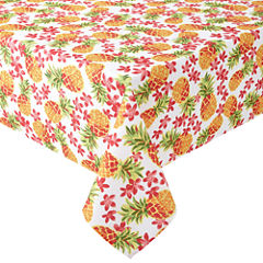 Outdoor Oasis Pineapple Table Linen Collection