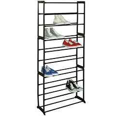 Sunbeam® 30-Pair Shoe Rack