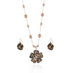 Mixit Womens Necklace Set