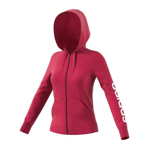 Adidas Long Sleeve Knit Hoodie