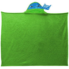 Teenage Mutant Ninja Turtles Leonardo Hooded Throw