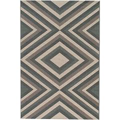Momeni® Baja Zigzag Indoor/Outdoor Rectangular Rug