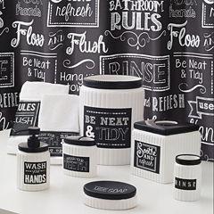 Avanti Chalk It Up Bath Collection