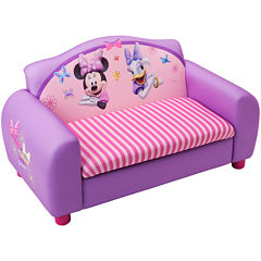 Delta Children's Products™ Disney Minnie Mouse Upholstered Sofa