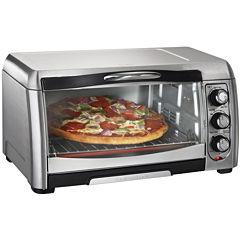 Hamilton Beach® 6-Slice Toaster Oven Broiler + Convection