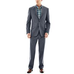 IZOD® Light Blue Tic Suit Separates–Classic Fit