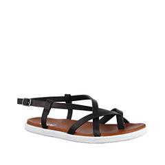 Mia Karmen Womens Flat Sandals
