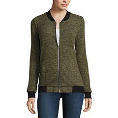 Miss Chievous Long Sleeve Sweatshirt-Juniors