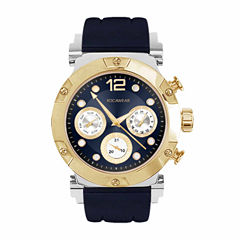 Rocawear Mens Blue Strap Watch-Rm0213s1-474