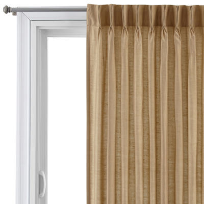 royal velvet supreme thermal patio door panel