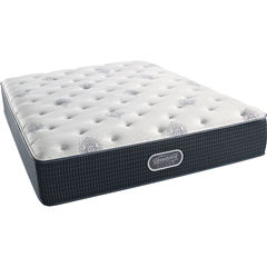 Simmons Beautyrest Silver® Snowhaven Luxury Firm - Mattress Only