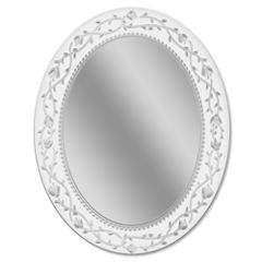 Fushcia Wall Mirror
