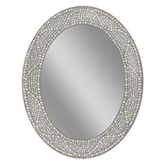 Opal Mosaic Wall Mirror