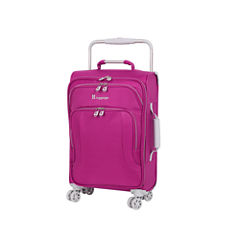 IT Luggage World's Lightest 8 Wheel 22 Inch Spinner Luggage