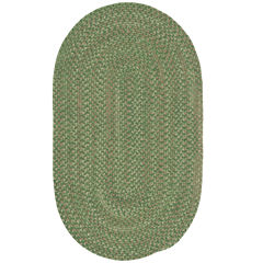 Colonial Mills® Greenbrier Reversible Braided Wool Oval Rug