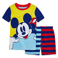 Disney 2-pc. Mickey and Friends Pajama Set Boys
