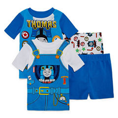 4-pc. Thomas and Friends Pajama Set Boys