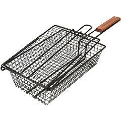 Charcoal Companion® Nonstick Shaker Basket