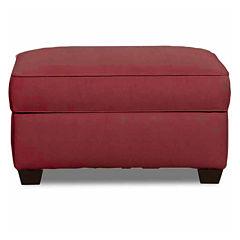 Fabric Possibilities Storage Ottoman