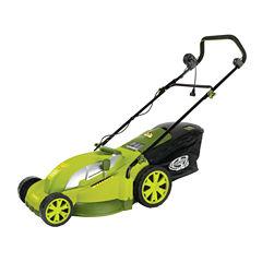 Sun Joe 17-Inch 13-Amp Electric Lawn Mower + Mulcher