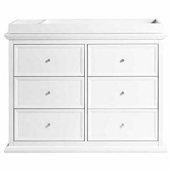 Million Dollar Baby Foothill-Louis Changer/Dresser- White