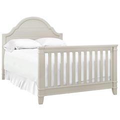 Million Dollar Baby Crib Conversion Kit- Dove Grey