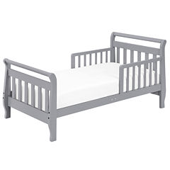 DaVinci Sleigh Toddler Bed- Grey