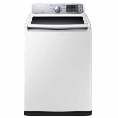 samsung energy star 50 cu ft top load washer with vrt