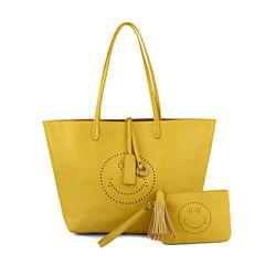 Olivia Miller Farrah Smiley Perf Tote W Tote Bag