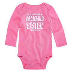 Okie Dokie Slogan Bodysuit - Baby