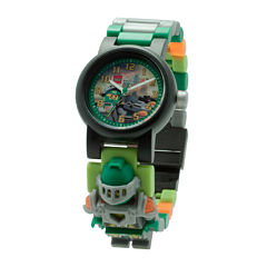 LEGO® Nexo Knights™ Aaron Kids' Minifigure Link Watch
