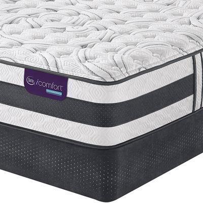 serta icomfort hybrid applause ii firm mattress box spring - Xl Twin Mattress