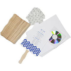 Cathy's Concepts DIY Scroll Fan Program Kit