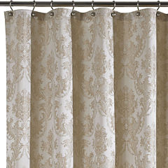 Queen Street® Bianca Damask Shower Curtain